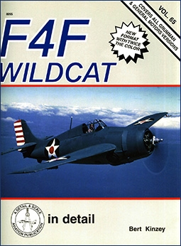 F4F Wildcat in Detail & Scale (D&S Vol.65)
