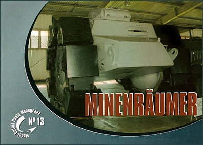 Minenraumer [Model Detail Photo Monograph 13]