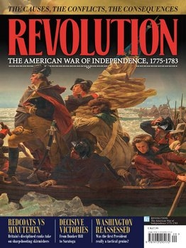 Revolution: The American War Of Indendence 1775-1783