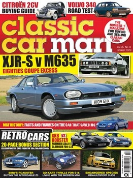 Classic Car Mart - October 2020