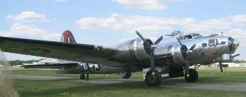 Boeing B-17 Flying Fortress Walk Around