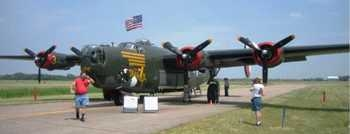 B-24 Consolidated Liberator 'Witchcraft' Walk Around