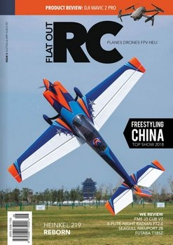 Flat OUT RC - Issue 6 2019