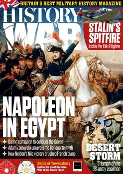 History Of War - Issue 86 (2020)