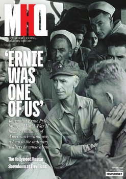 MHQ: The Quarterly Journal of Military History Vol.33 No.1 (2020-Autumn)