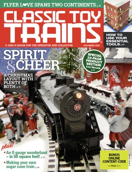 Classic Toy Trains 2020-12