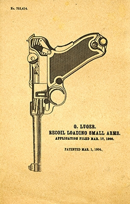 G. Luger. Recoil Loading Small Arms