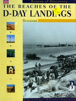 The Beaches of the D-Day Landings