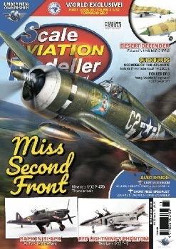 Scale Aviation Modeller International 2020-11