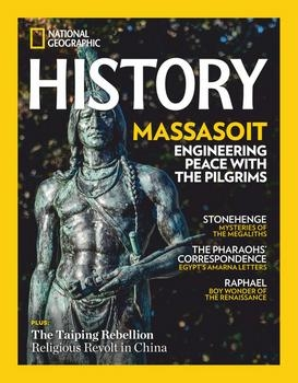 National Geographic History 2020-11/12
