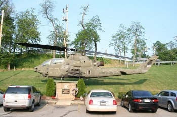 Pennsylvania Gate Guards, Outside Museum Displays and Air Parks Photos