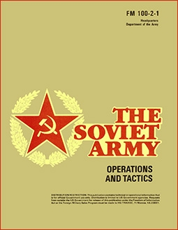 The Soviet Army. Operations and Tactics (TFM 100-2.1)