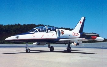 Aero L-39 Albatros Walk Around
