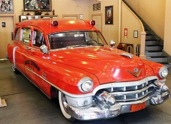 Fort Wayne Firefighters Museum Photos
