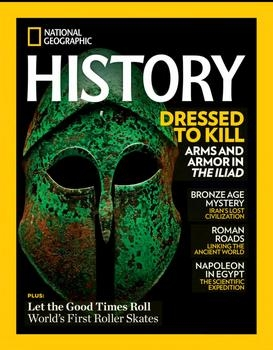 National Geographic History 2021-01/02