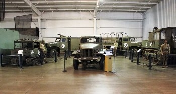 National Military History Center + Automotive and Carriage Museum Photos