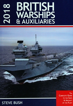 British Warships & Auxiliaries 2018