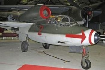 Heinkel  He 162 Walk Around