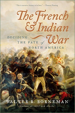 The French and Indian War deciding the fate of North America