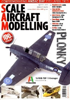 Scale Aircraft Modelling 2012-04