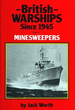British Warships Since 1945 part 4: Minesweepers