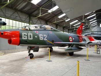 Fiat G91 T1 Walk Around
