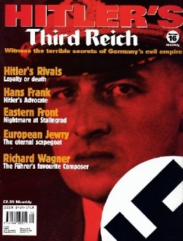 Hitler's Third Reich No.16
