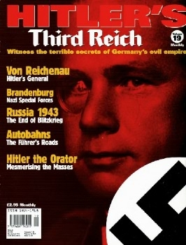 Hitler's Third Reich No.19