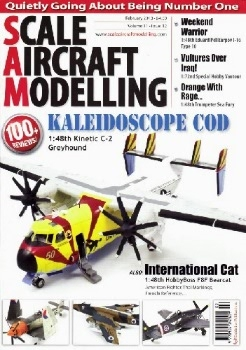 Scale Aircraft Modelling 2013-02