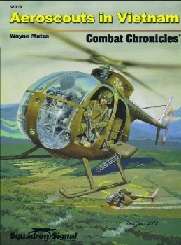 Aeroscouts in Vietnam (Combat Chronicles 36003)