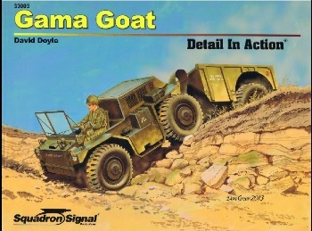 Gama Goat (Detail In Action 39003)