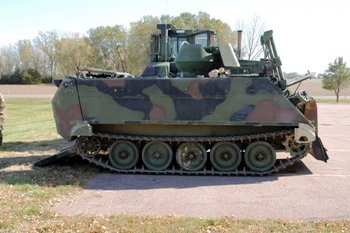 M113A3 Walk Around