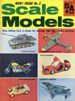 Scale Models 1969-12