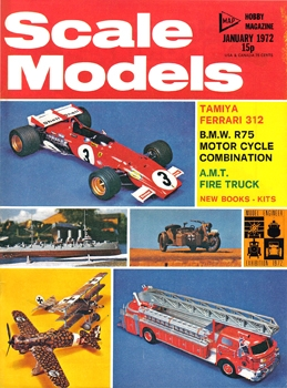 Scale Models 1972-01