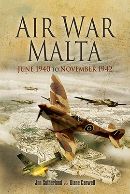 Air War Malta, June June 1940 To November 1942