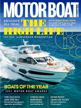 Motor Boat & Yachting - March 2021
