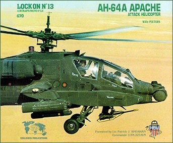 AH-64 Apache Attack Helicopter (Lock On Nr. 13)