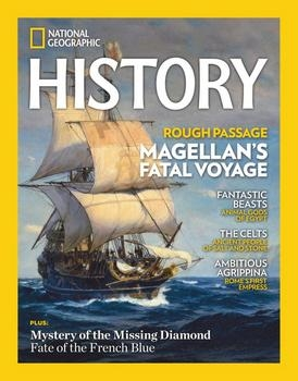 National Geographic History 2021-03/04