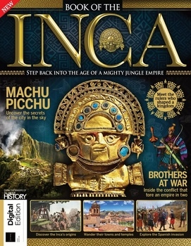 Book of the Inca (All About History)