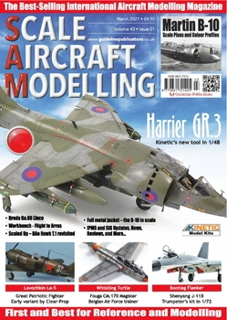 Scale Aircraft Modelling 2021-03