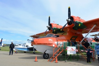 Consolidated PBY-5A Canso C-FNJE Walk Around