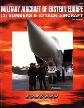 Aircraft of Eastern Europe (2): Bombers & Attack Aircraft (Concord 1035)