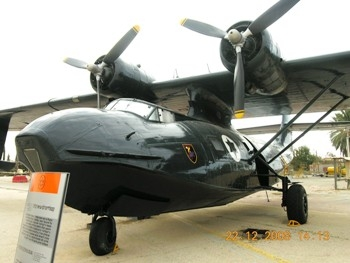Israeli Consolidated PBY-6A Catalina Walk Around