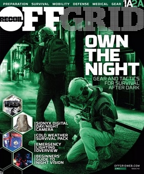 Recoil Offgrid - Issue 43, 2021