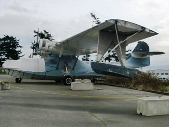 Consolidated PBY-5A Catalina Walk Around