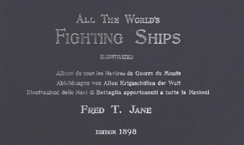 Jane's All the World's Fighting Ships 1898