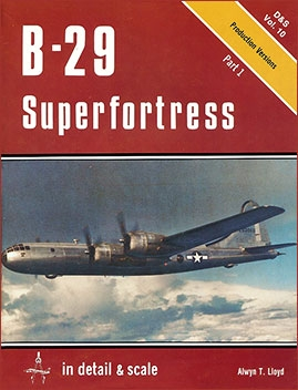 B-29 Superfortress (Detail & Scale 10)