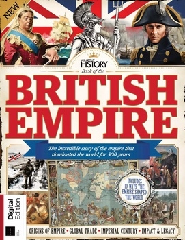 Book of the British Empire (All About History 2021)