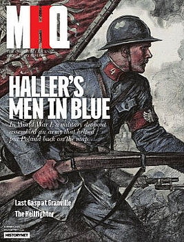 MHQ: The Quarterly Journal of Military History 2021-Summer