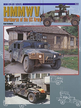 HMMWV Workhorse of the US Army (Concord 7510)